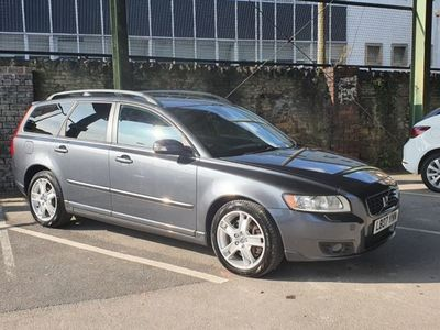 used Volvo V50 D5 SE 5dr Geartronic