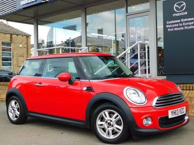 used Mini ONE Hatchback 1.63dr
