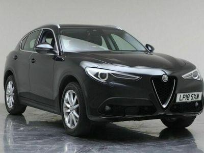 used Alfa Romeo Stelvio 2.1L Speciale TD 5dr