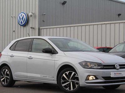 used VW Polo MK6 Hatchback 5Dr 1.0 TSI 95PS Beats DSG