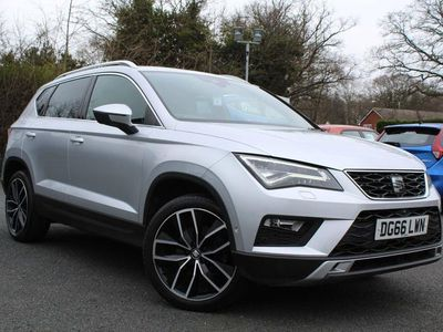 used Seat Ateca 2.0 TDI XCELLENCE 4Drive (s/s) 5dr