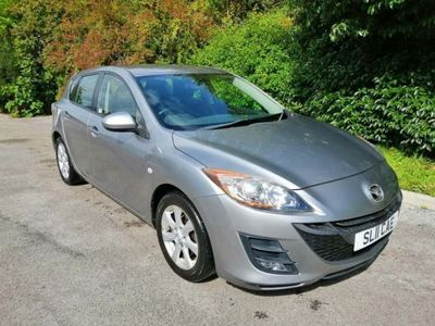 used Mazda 3 1.6 D TS2 5dr