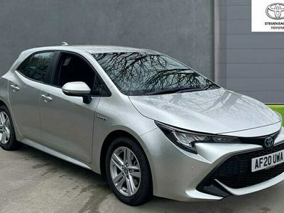 used Toyota Corolla Hatch 1.8 VVT-i (122bhp) Icon Hybrid CVT