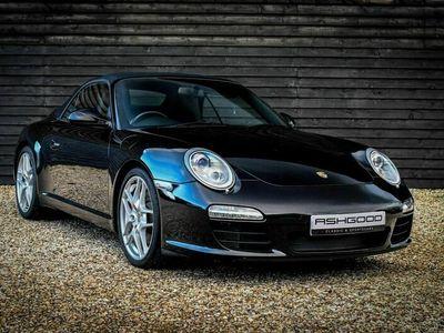 used Porsche 911 Carrera 4S Cabriolet 911 3.8 997 PDK 2dr