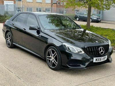 used Mercedes E220 E Class 2.1CDI BlueTEC AMG Night Edition 7G-Tronic Plus 4dr