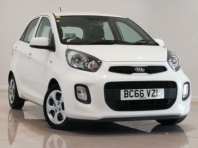 used Kia Picanto 1.0 65 1 Air 5dr