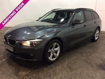 used BMW 318 3 Series 2.0 D SE TOURING 5d 141 BHP