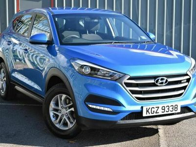 used Hyundai Tucson S Blue Drive 2wd G