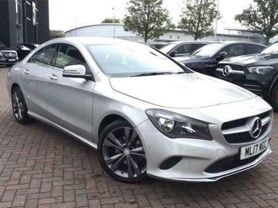 used Mercedes CLA220 CLA DIESEL COUPE[177] Sport 4dr Tip Auto