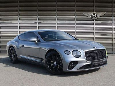 used Bentley Continental GT 6.0 W12 2dr Auto