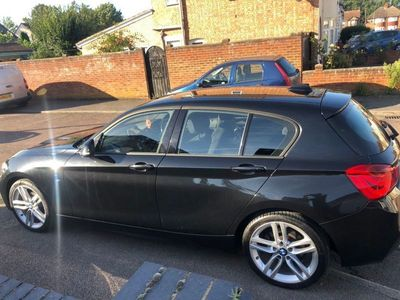 used BMW 116 1 Series 1.5 d M Sport (s/s) 5dr