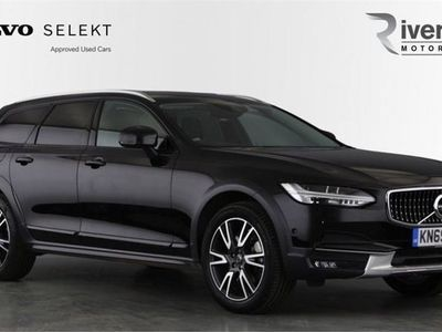 used Volvo V90 CC D4 AWD Cross Country Plus Automatic (Xenium Pk, BLIS, Tints, Smartphone)