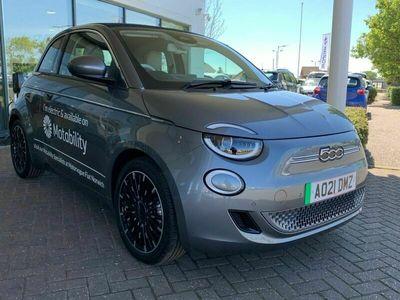 used Fiat 500 87kW La Prima 42kWh 2dr Auto