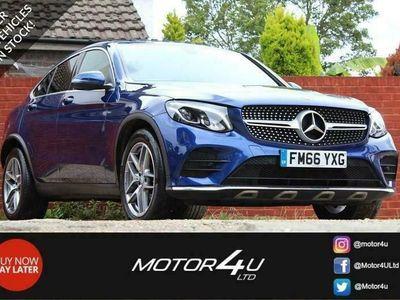 used Mercedes GLC220 GLC 2.1D 4MATIC AMG LINE PREMIUM 4d 168 BHP