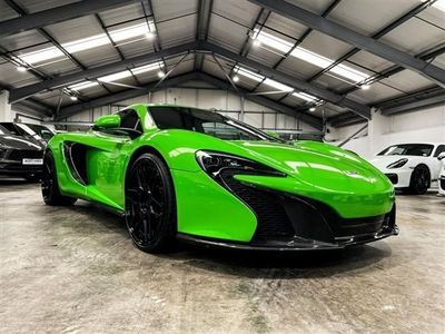 used McLaren 650S Coupe 3.8 V8 2d 641 BHP, 2014 ( )