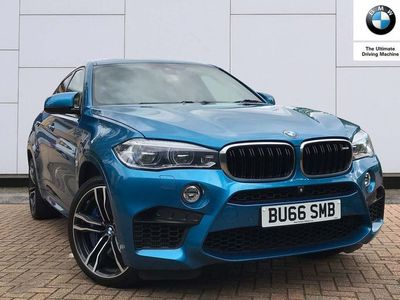 used BMW X6 M 4.4 5dr