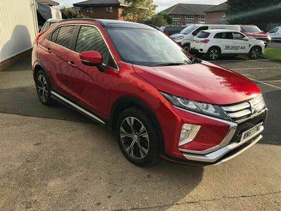 used Mitsubishi Eclipse Cross 1.5T First Edition CVT 4WD (s/s) 5dr