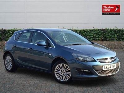 used Vauxhall Astra 1.6i 16V Excite 5dr