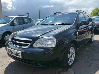 used Chevrolet Lacetti 1.6 SX 5dr