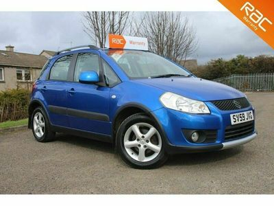 used Suzuki SX4 1.6 GLX 5d 107 BHP FINANCE AVAILABLE