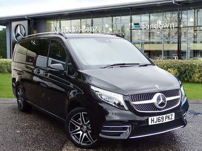 used Mercedes V220 V ClassD AMG LINE L Automatic