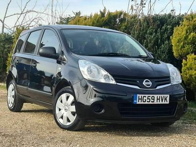used Nissan Note 1.6 16v Visia 5dr