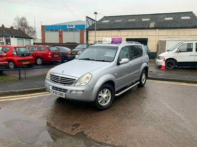 used Ssangyong Rexton 270 Xdi SE 5dr Tip Auto