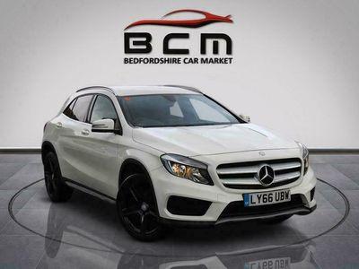 used Mercedes GLA200 GLA Class 2.1D 4MATIC AMG LINE 5d 134 BHP, 2017 ( )