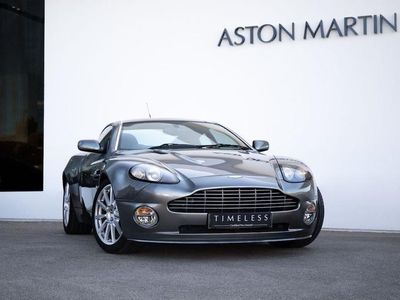 used Aston Martin Vanquish S Coupe