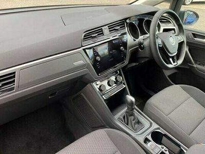 used VW Touran MPV 1.5 TSI R-Line EVO 150ps DSG