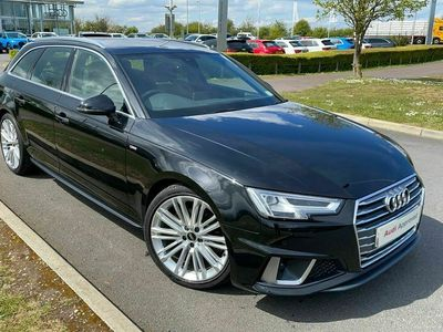 used Audi A4 40 TFSI S Line 5dr S Tronic