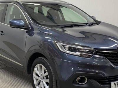 used Renault Kadjar DIESEL MANUAL HATCHBACK 5 DOORS