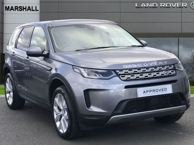 used Land Rover Discovery Sport 2.0 D180 HSE 5dr Auto