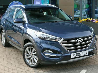 used Hyundai Tucson 1.7 CRDi Blue Drive Premium 5dr 2WD