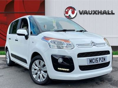 used Citroën C3 Picasso 1.6 Bluehdi Vtr Plus 5dr