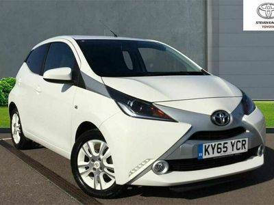 used Toyota Aygo 1.0 VVT-i X-Pure 5dr [INstyle]