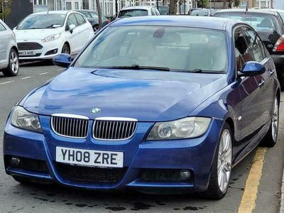used BMW 325 3 Series 3.0 d M Sport 4dr