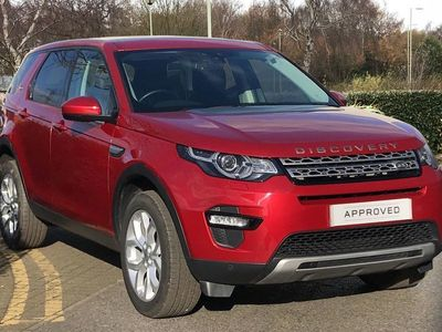 used Land Rover Discovery Sport Discovery Sport 20182.0 SD4 240 HSE 5dr Auto 4x4/Crossover 4x4 2018