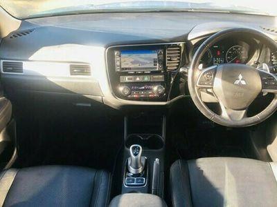 used Mitsubishi Outlander P-HEV GX 4H Auto 4WD 2.0 5dr