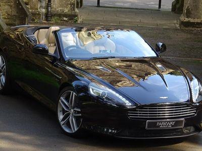 used Aston Martin Virage VOLANTE V12 2012