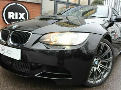 used BMW M3 M3 4.02d 415 BHP-BLACK NOVILLO LEATHER-BLUETOOTH-CRUISE CONTROL-PROFESSIONAL NAVIGATION-PARKING Coupe 2010