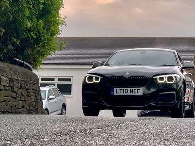 used BMW M140 1-Series HatchbackShadow Edition Sport Automatic 5d