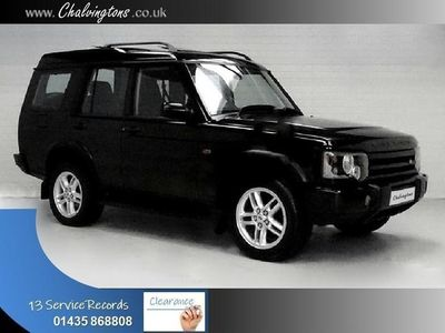 used Land Rover Discovery *Part Exchange to Clear* 2.5 TD5 XS 7 Seater 4x4