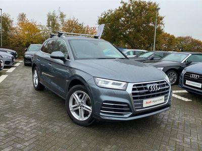 used Audi Q5 ESTATE null