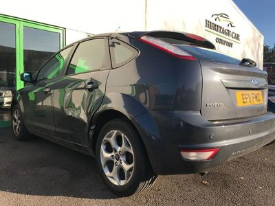 used Ford Focus 1.6 Sport 5dr