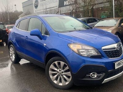 used Vauxhall Mokka 1.6 CDTi SE 5dr 4WD