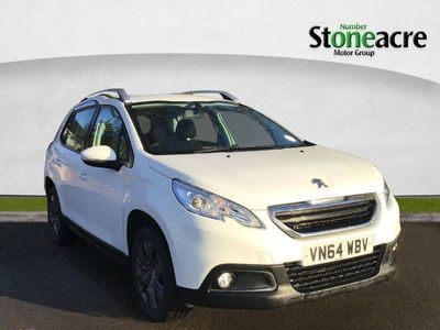 used Peugeot 2008 1.2 VTi Active 5dr