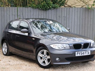 used BMW 120 1 Series 2.0 d SE 5dr