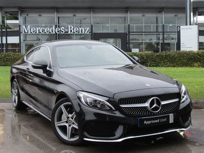 used Mercedes C200 C ClassAMG Line 2dr 9G-Tronic coupe