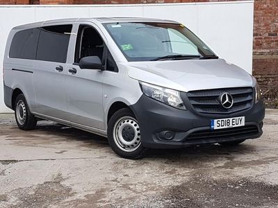 used Mercedes Vito 108D Van